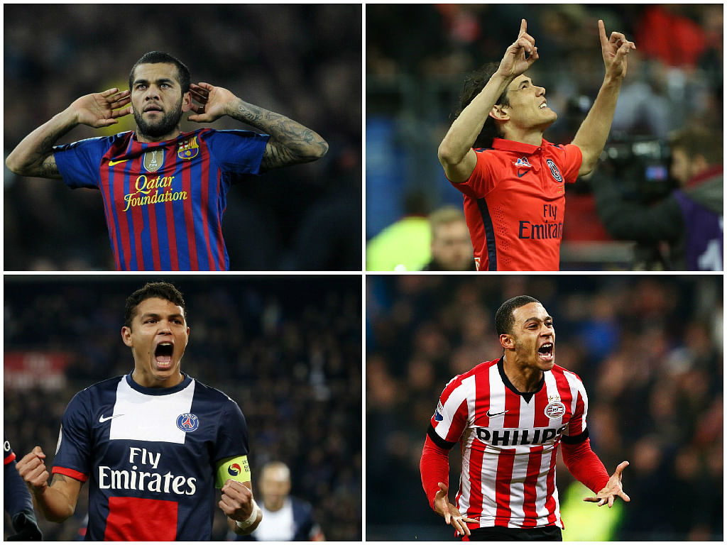 Manchester United transfer news: Paris Saint-Germain duo eyed, Dani Alves cools talk
