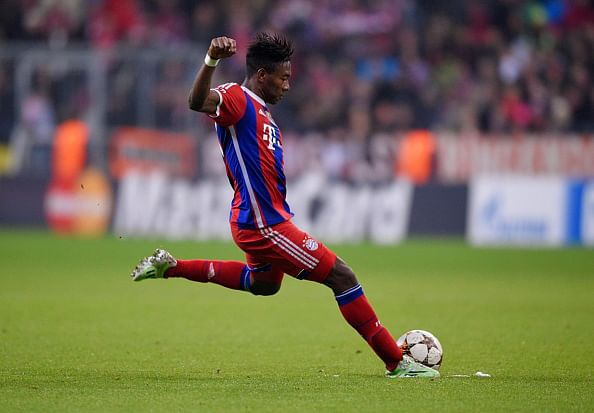 David Alaba - Bayern Munich - 10 best free-kick takers in the world right now