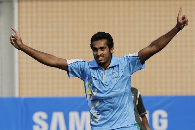 Indian midfielder Dharamvir Singh reaches 100-international cap milestone