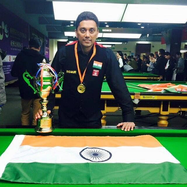 Interview with Asian Billiards champion Dhruv Sitwala: