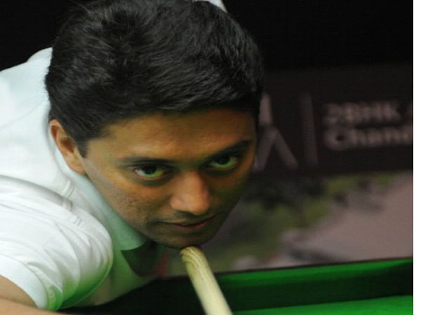 Dhruv Sitwala shocks Pankaj Advani to clinch Asia Billiards title