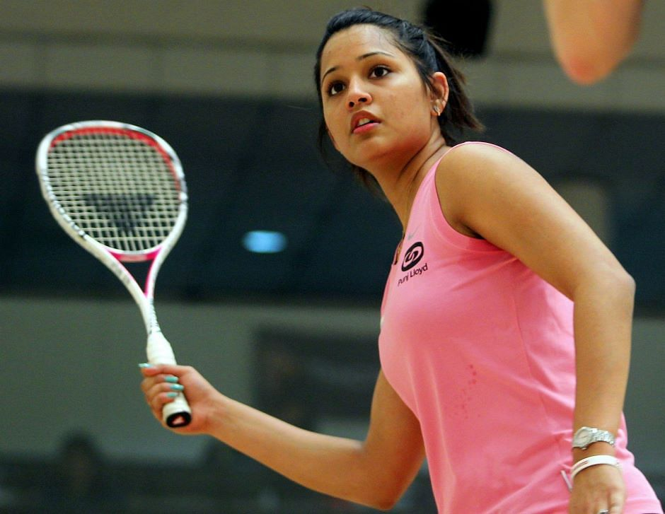 Women's Singles draw for the 2015 Asian Individual Squash Championships