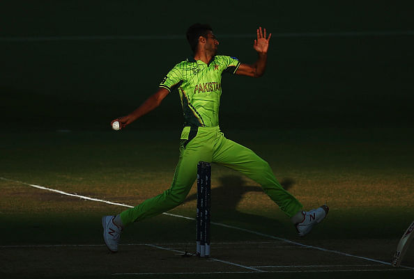 Pakistan's Ehsan Adil ruled out of Bangladesh series