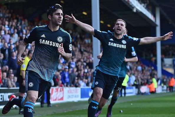 Chelsea's last minute QPR win has a great impact on their title hopes