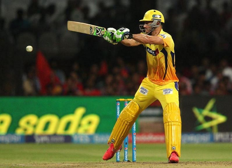 Faf du Plessis: Learning to be a finisher for Chennai Super Kings