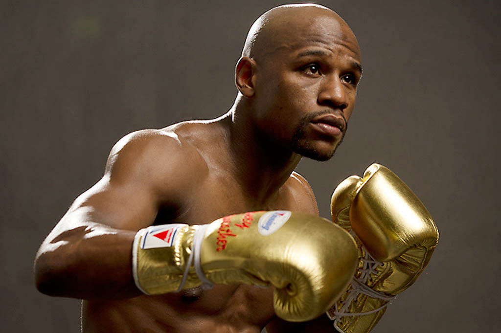Boxer Floyd Mayweather set to shatter sportsman's annual pay record