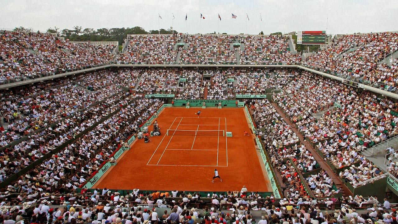 10 players to watch out for at the 2015 FRENCH OPEN