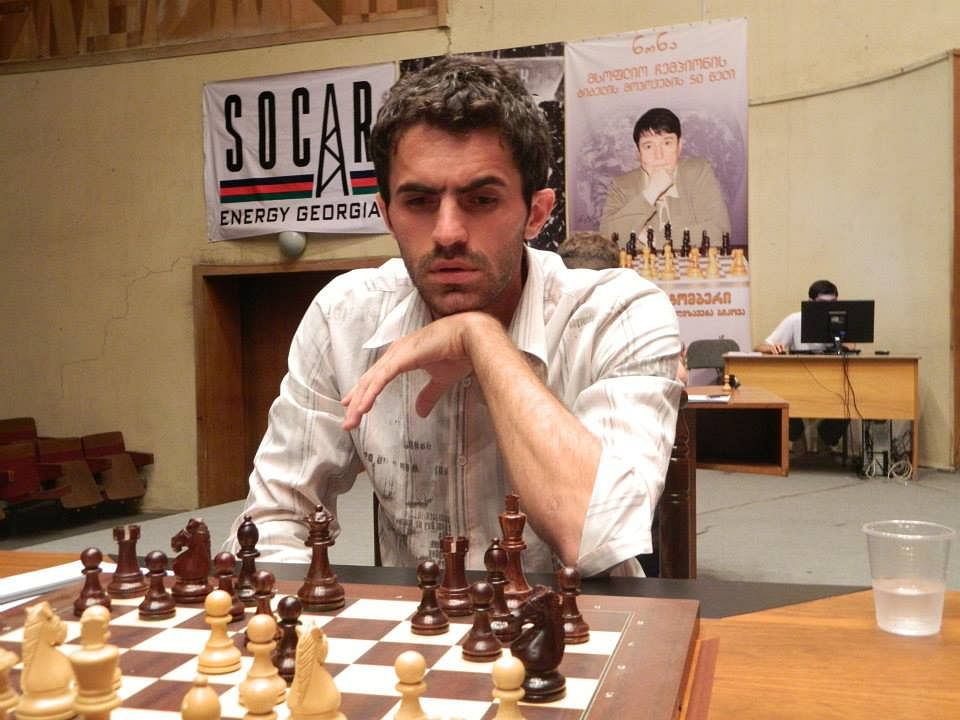 Georgian Gaioz Nigalidze caught cheating at Dubai Open chess