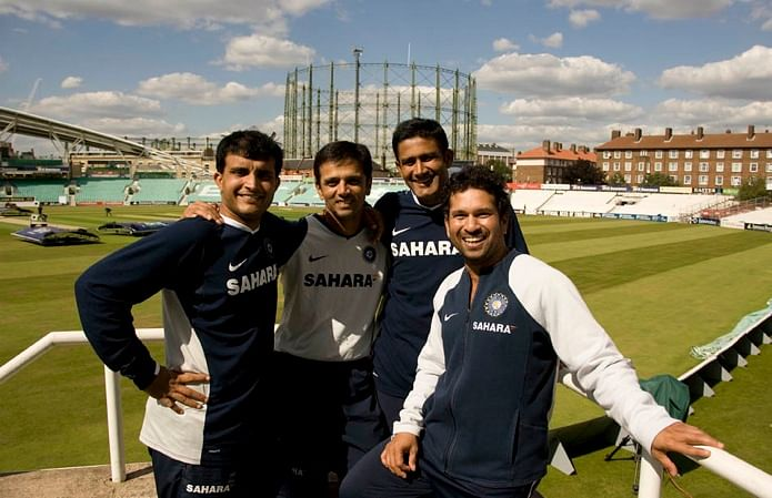 Reports: Sachin Tendulkar, Saurav Ganguly and Rahul Dravid to help find new India coach