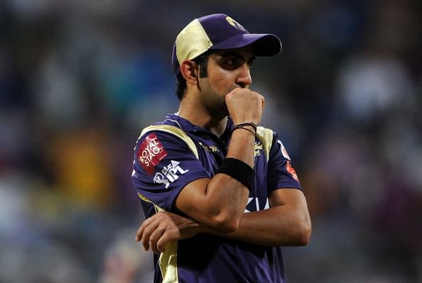 Advantage even if Narine bowls only straight: Gambhir