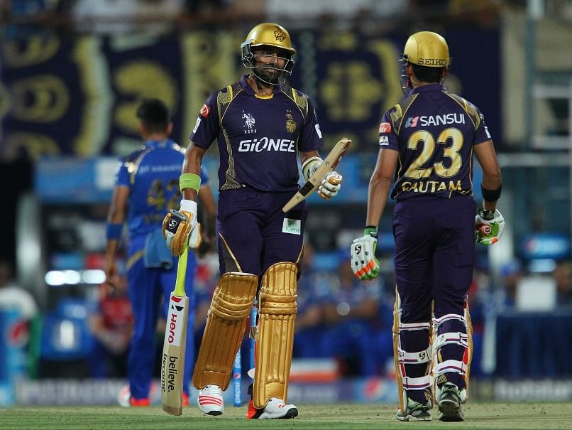 Report: Mumbai get thrashed by Kolkata but manage to break Gautam Gambhir's bat