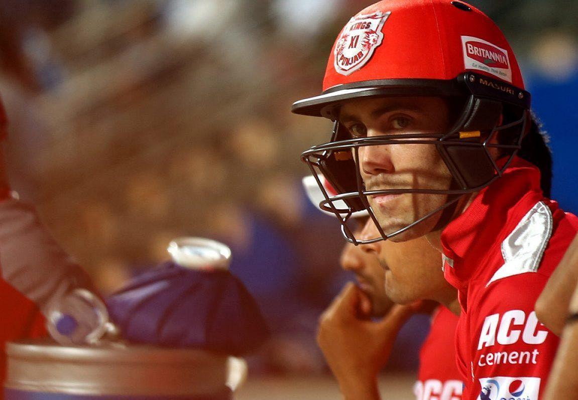 Glenn Maxwell blames World Cup high for IPL form slump
