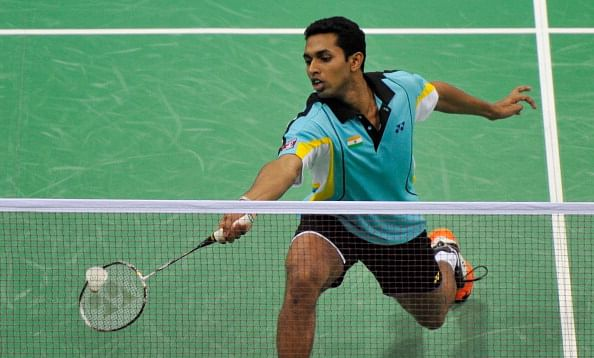 H S Prannoy and P Kashyap stun higher ranked players to reach Singapore quarters