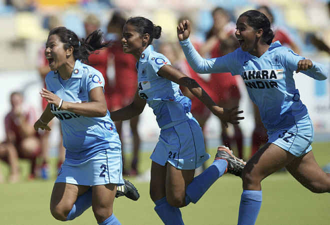 Indian women finish seventh in Hawke's Bay Cup hockey