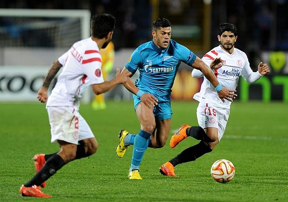 Video: Best goal of the week? Hulk scores from 40-yards out in Europa League quarter-final