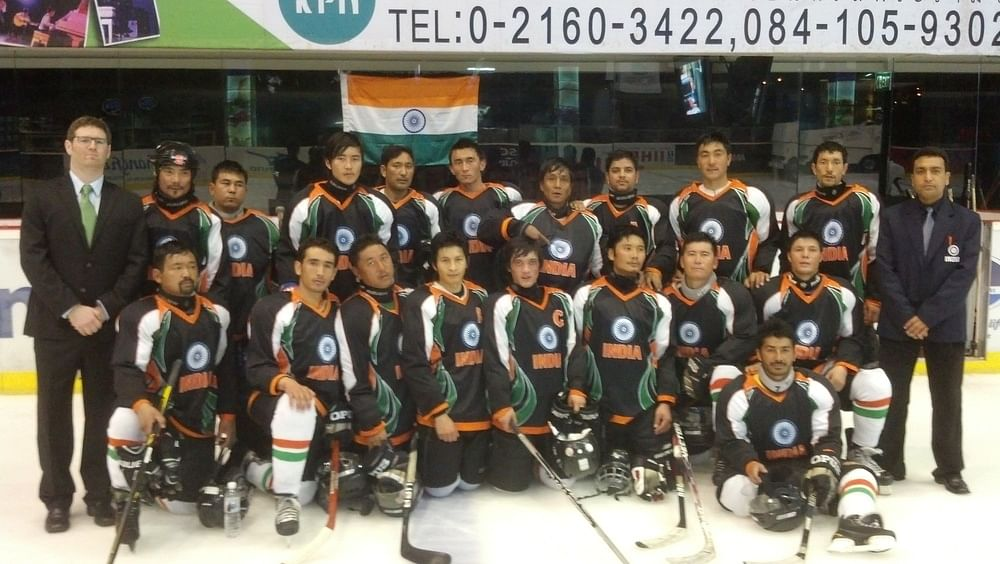 Will shortage of funds melt India's ice hockey dream?