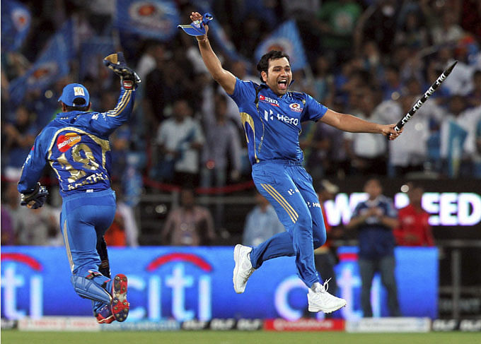 5 best captains in IPL history