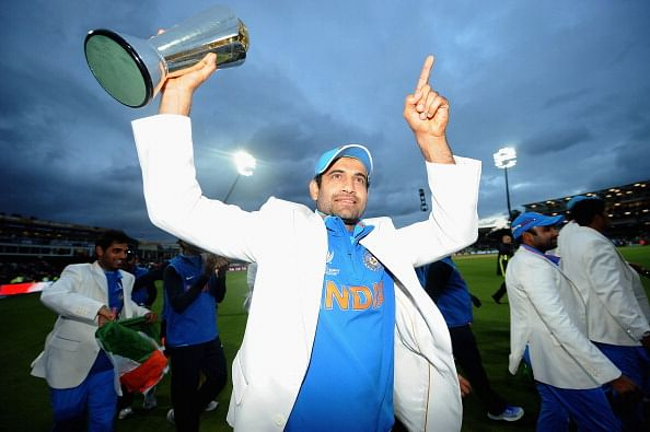 Irfan Pathan has another chapter to write, says Fleming