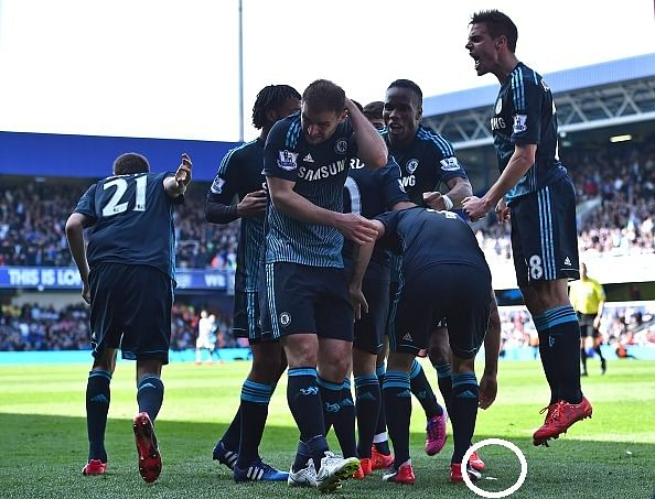 QPR vow to ban missile throwing fans after bottles and coins were thrown at Chelsea players