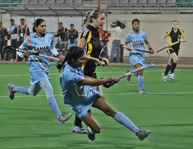 Indian hockey eves confident against New Zealand