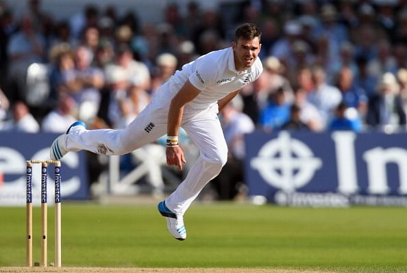 Motivated James Anderson ready for 100th Test match