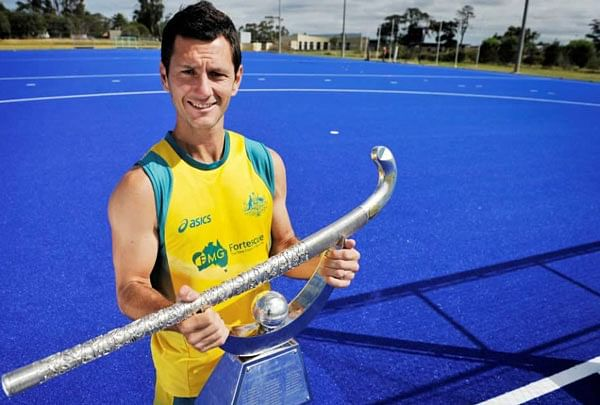 Australian Jamie Dwyer on the brink of record-breaking international appearance