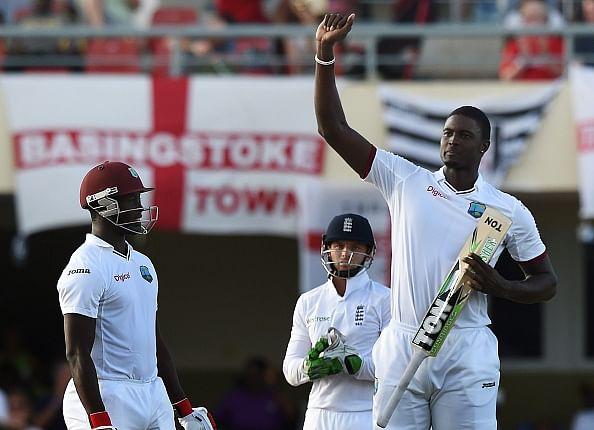 Mandela inspires West Indies' Holder's maiden Test century