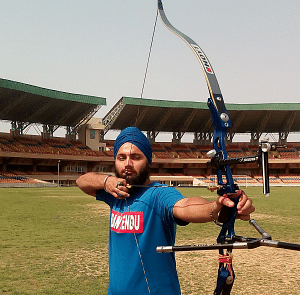 Jaspal Singh and Anuj Kumar Gupta selected in U-19 Indian Archery team