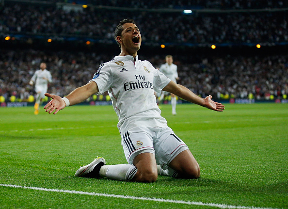 Real Madrid can sign Manchester United loanee Javier Hernandez for €10 million