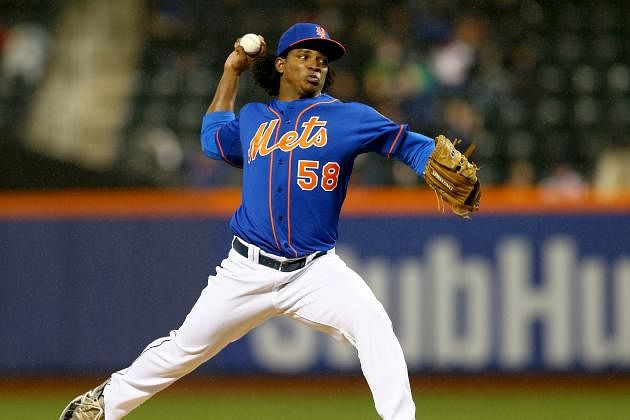 Jenrry Mejia suspended for 80 games for testing positive