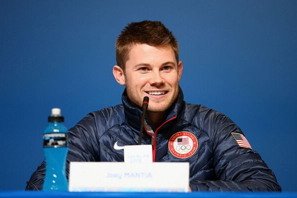 Interview with inline speed skater Joey Mantia: