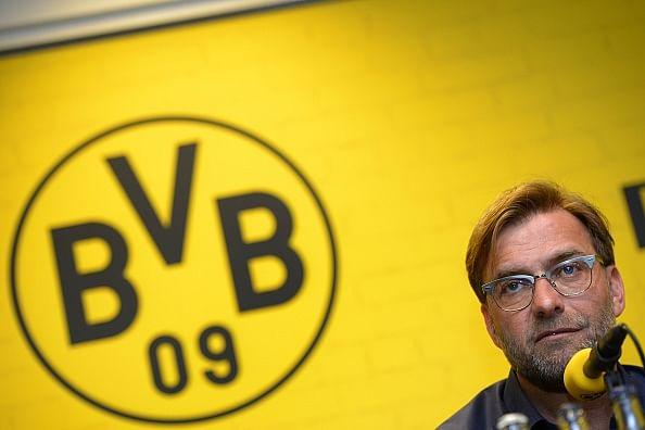 Five possible destinations for Borussia Dortmund manager Jurgen Klopp