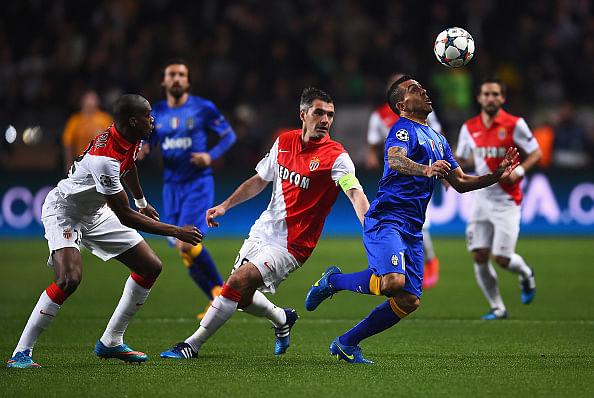 UCL: AS Monaco vs Juventus - Player Ratings