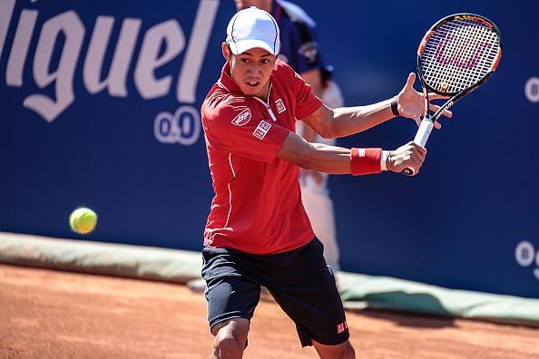 Barcelona Open: Kei Nishikori eases into third round