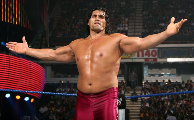 Birthday tribute - 5 Best Moment of Khali's WWE career