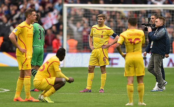 Highlights: Aston Villa 2-1 Liverpool; The Reds crash out of the FA Cup