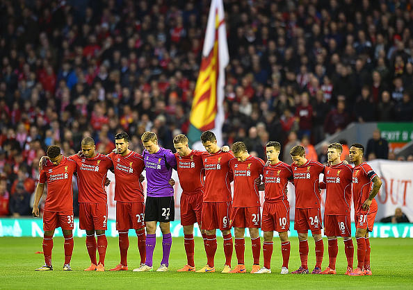 Liverpool FC vs Newcastle United FC - Player Ratings