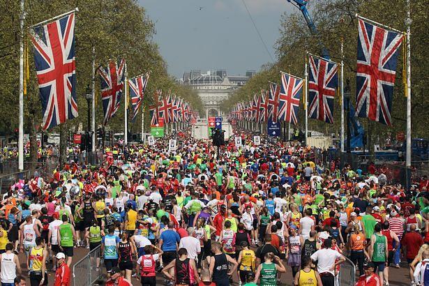 Record numbers to run 35th London Marathon