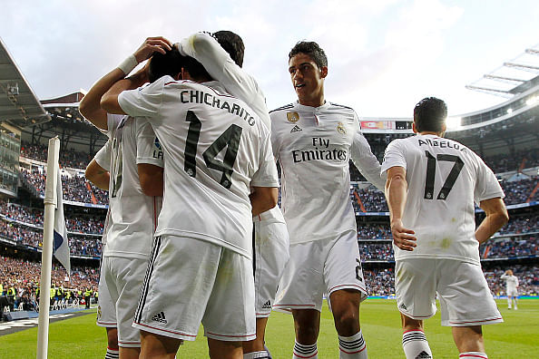 Real Madrid 3-0 Almeria: Five key points to take away