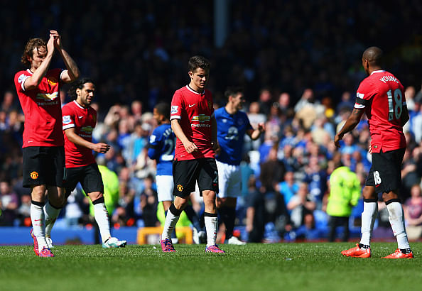 Twitter reacts to Manchester United's 3-0 loss to Everton