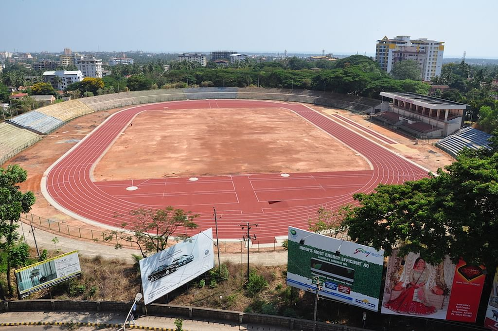 The 19th edition of the National Senior Athletic Championships to be held in Mangalore between April 30 and May 4