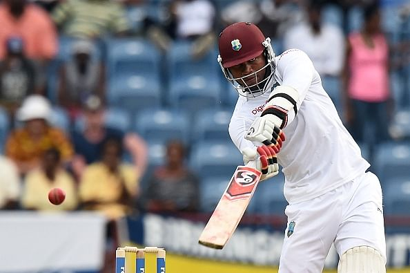 West Indies rally after Marlon Samuels' hundred but England hit back
