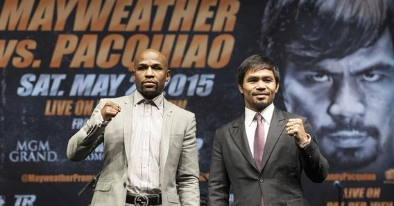Floyd Mayweather-Manny Pacquiao fight tickets sold out in 60 seconds