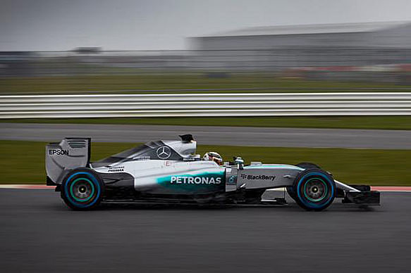 Aerodynamic improvements to be brought in by Mercedes for Chinese Grand Prix