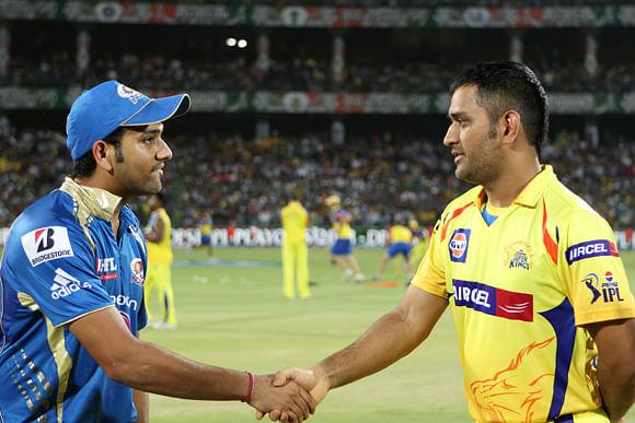 Mumbai Indians opt to bat against Chennai Super Kings