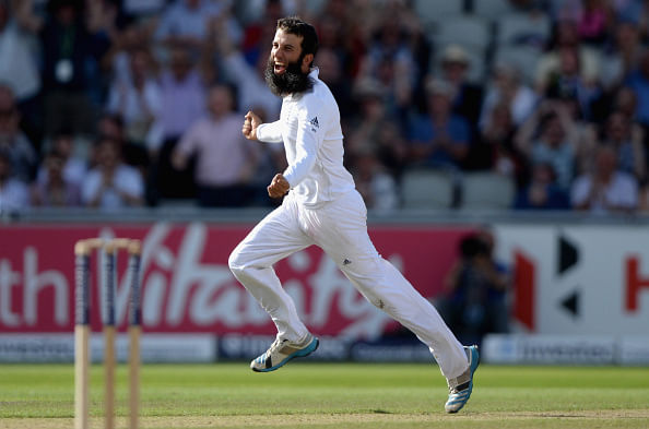 England add Moeen Ali to their squad for the 2nd Test