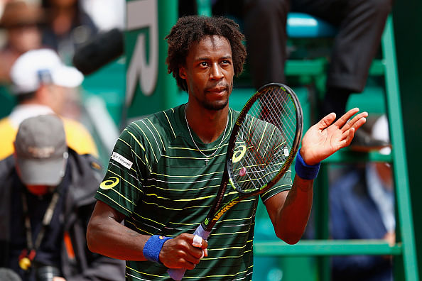 Gael Monfils moves into the semi-final of the Monte Carlo Masters with yet another convincing win