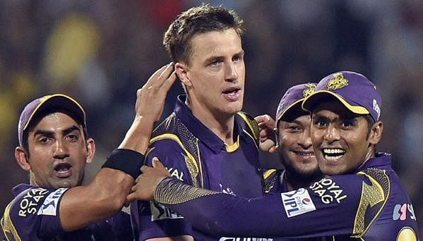 I only needed to make the best use of the conditions: Morne Morkel