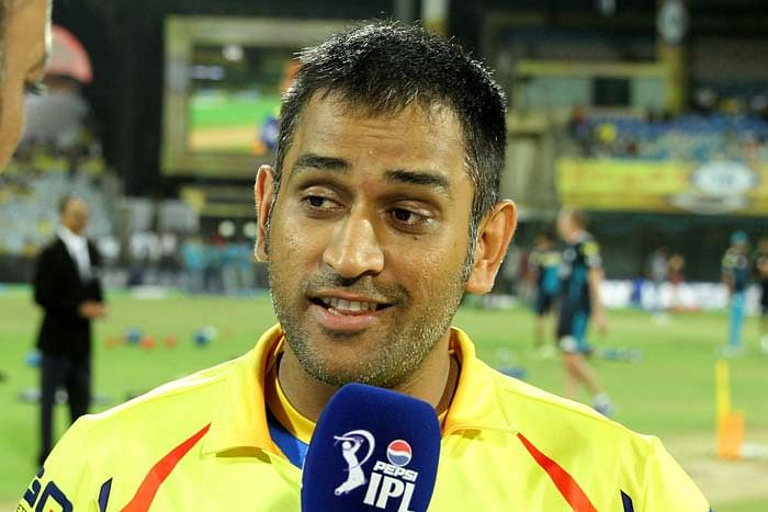 Our bowlers were brilliant in the first few overs: MS Dhoni