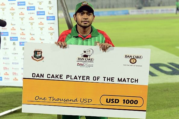 Mushfiqur Bangladesh's run-machine: Captain Mortaza